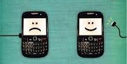 Hamlet's Blackberry cell phones